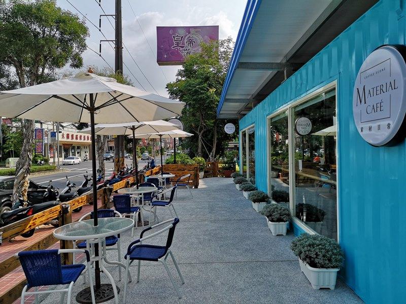 materialcafe11 中壢-素材日常咖啡Material Cafe 簡單貨櫃屋精巧美好的設計