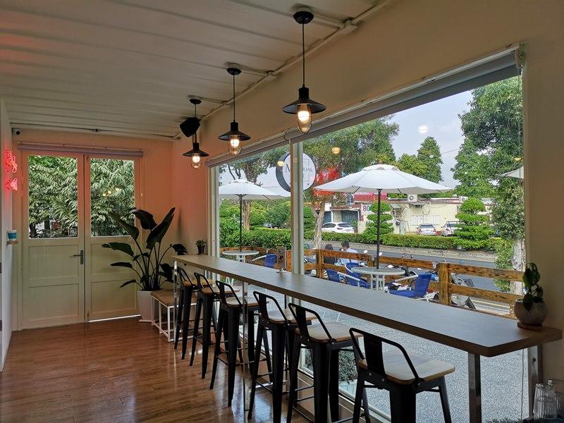 materialcafe14 中壢-素材日常咖啡Material Cafe 簡單貨櫃屋精巧美好的設計