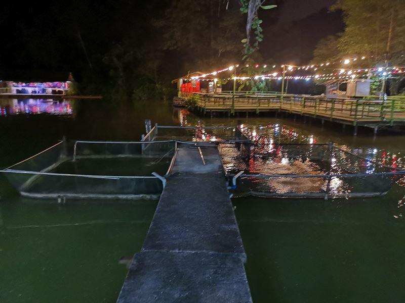 samsui07 Kuala Lumpur-山水菜魚酒家 吉隆坡也有在山上水邊的秘境餐廳