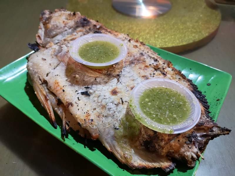 samsui19 Kuala Lumpur-山水菜魚酒家 吉隆坡也有在山上水邊的秘境餐廳