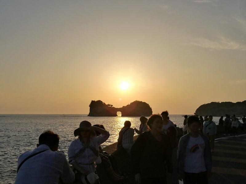 takashima3107 Shirahama-和歌山円月島 欣賞白濱最迷人的夕陽