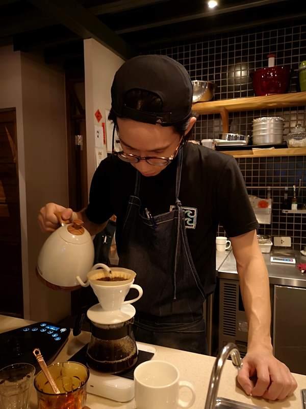 gleam20 新竹-暗室微光 老宅甜點手沖咖啡