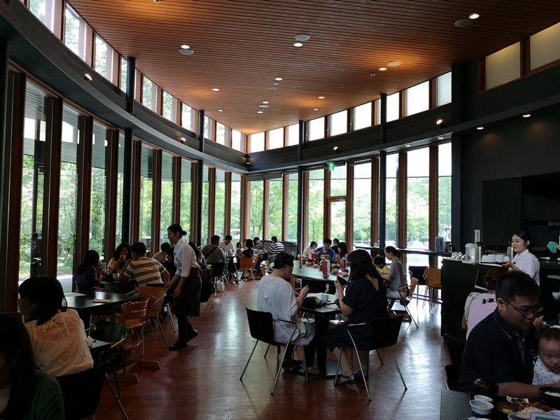karuizawafood0109 Karuizawa-中輕井澤 星野地區村民食堂 藏在綠意中的好吃餐廳