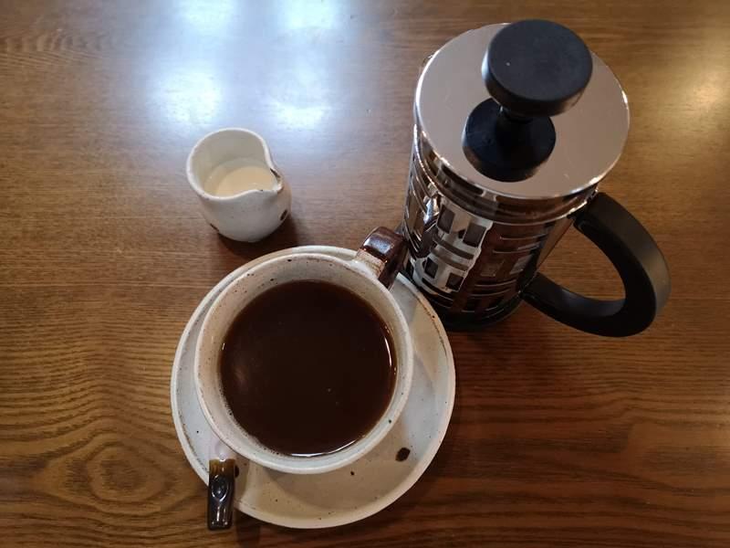 maruyama15 Karuizawa-來喝冠軍咖啡 丸山咖啡輕井澤本店 綠意盎然的林間小屋 環境佳咖啡香