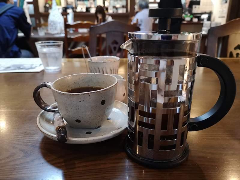 maruyama17 Karuizawa-來喝冠軍咖啡 丸山咖啡輕井澤本店 綠意盎然的林間小屋 環境佳咖啡香