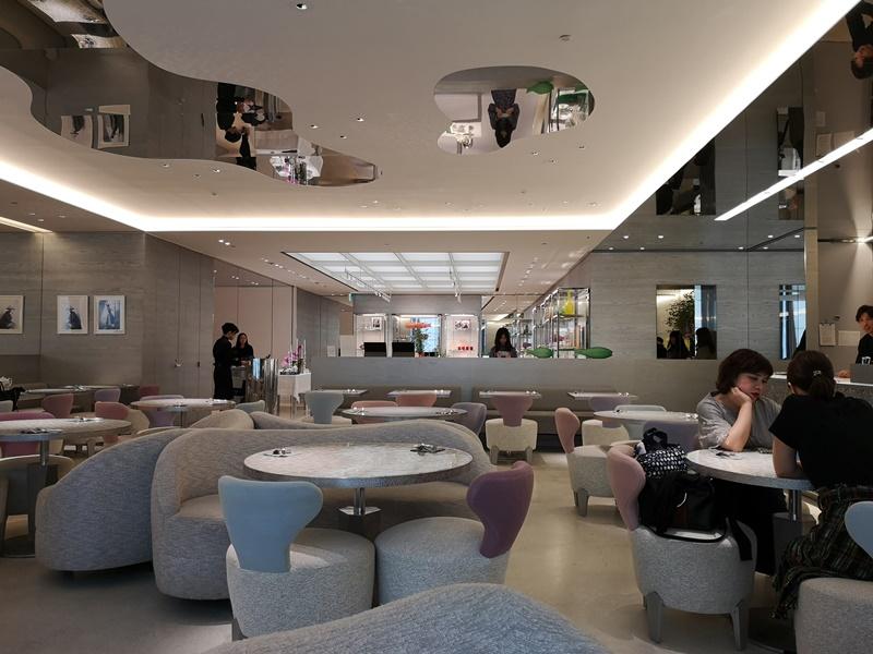 cafediorbyph08 Ginza-銀座Cafe Dior by Pierre Herme夢幻奢華甜點超迷人