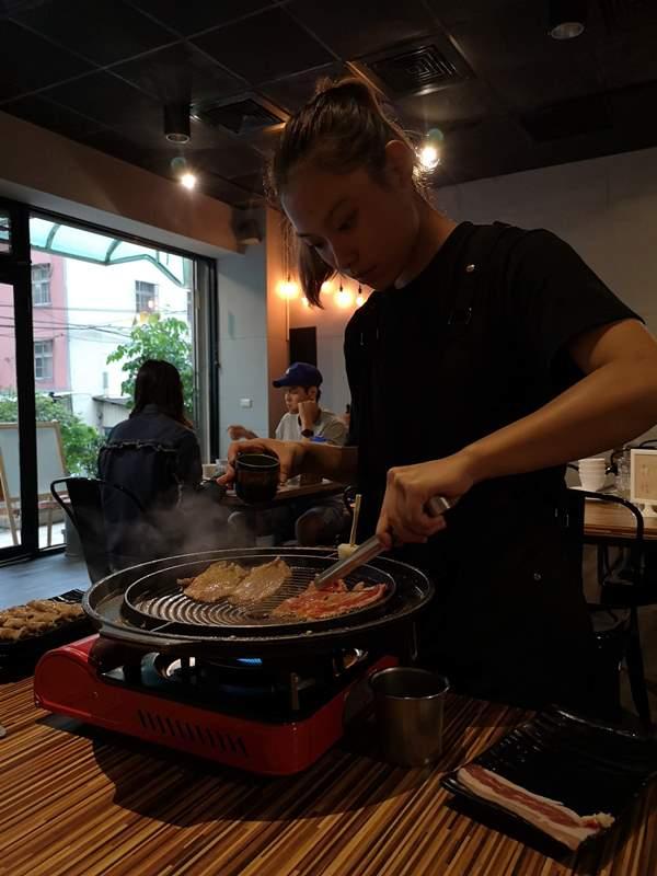 hanfoodtaoyuan09 桃園-韓舍 桌邊服務細心細緻好吃的韓式烤肉