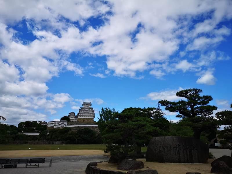 himeji03 Himeji-姬路城 絕美白鷺城 世界文化遺產