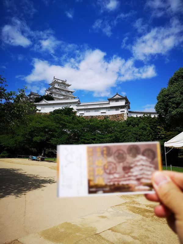 himeji05 Himeji-姬路城 絕美白鷺城 世界文化遺產