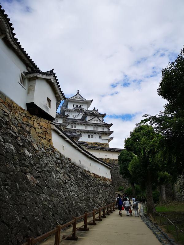 himeji10 Himeji-姬路城 絕美白鷺城 世界文化遺產
