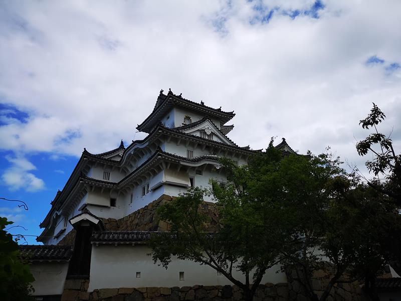 himeji12 Himeji-姬路城 絕美白鷺城 世界文化遺產