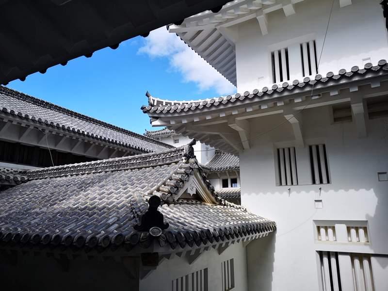himeji25 Himeji-姬路城 絕美白鷺城 世界文化遺產