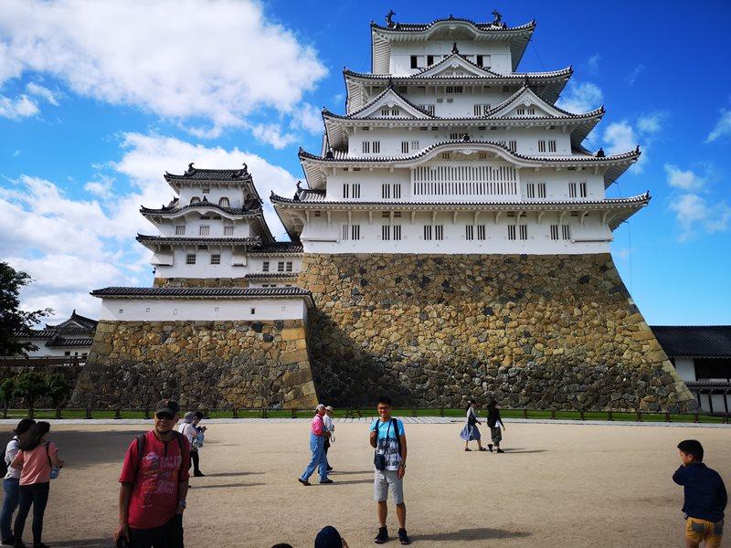 himeji29 Himeji-姬路城 絕美白鷺城 世界文化遺產