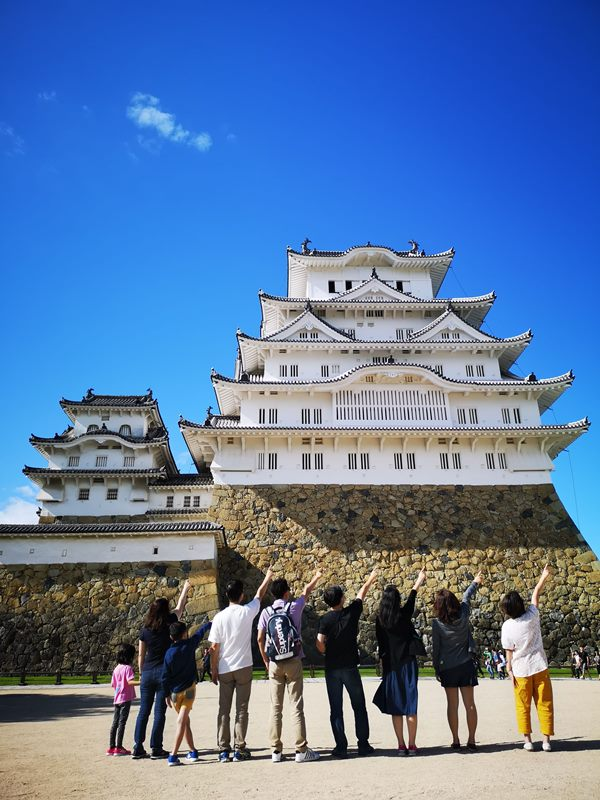 himeji31 Himeji-姬路城 絕美白鷺城 世界文化遺產