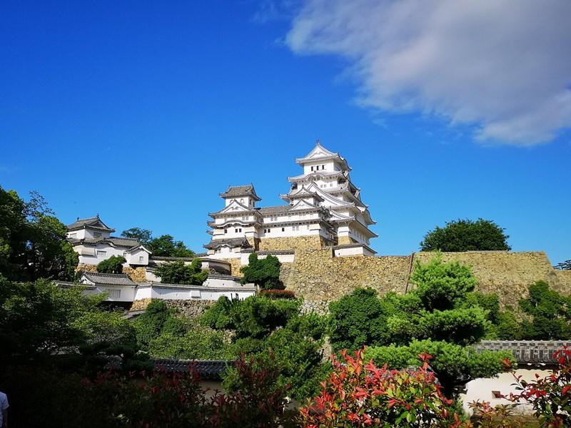 himeji39 Himeji-姬路城 絕美白鷺城 世界文化遺產