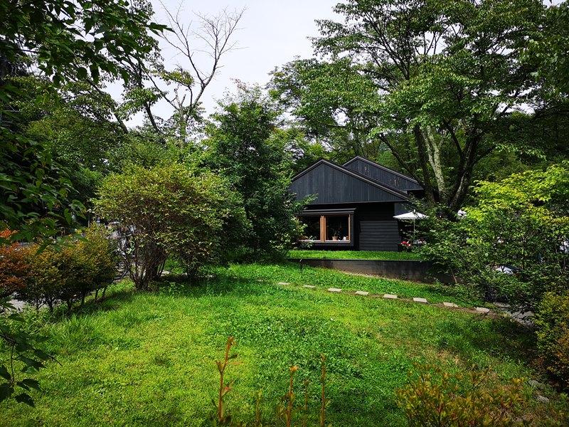 karuizawadessert02 Karuizawa-中輕井澤星野地區 榆樹街小鎮/高原教堂/石之教堂 品一口綠意的優閒雅致