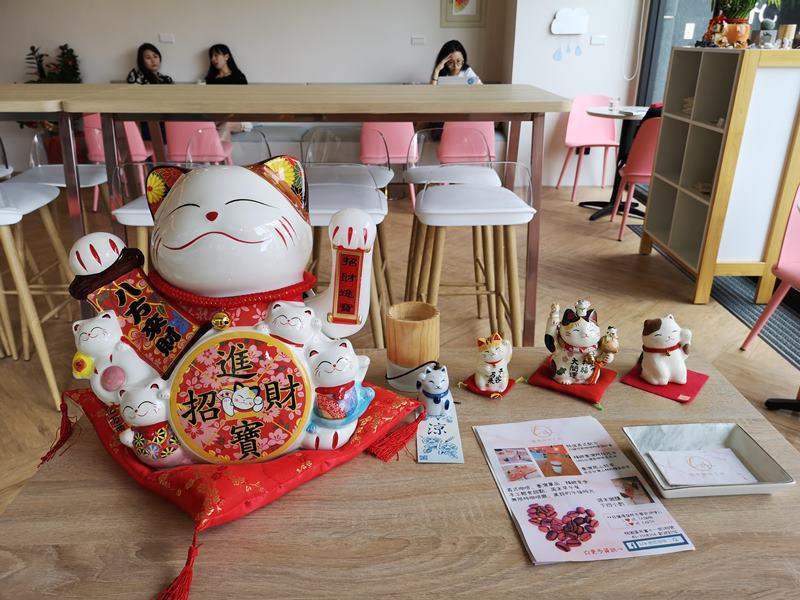 liscafe03 桃園-Li's 俐思咖啡 滿滿粉紅泡泡的北歐風咖啡管 手沖推廣台灣豆 好喝