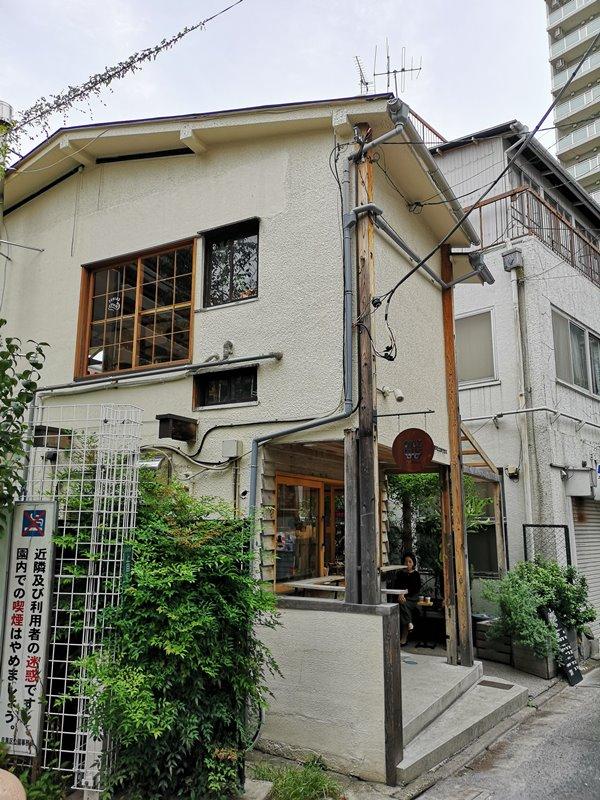 onibuscoffee03 Nakameguro-Onibus Coffee中目黑的老屋咖啡館 伴隨電車聲響的咖啡香