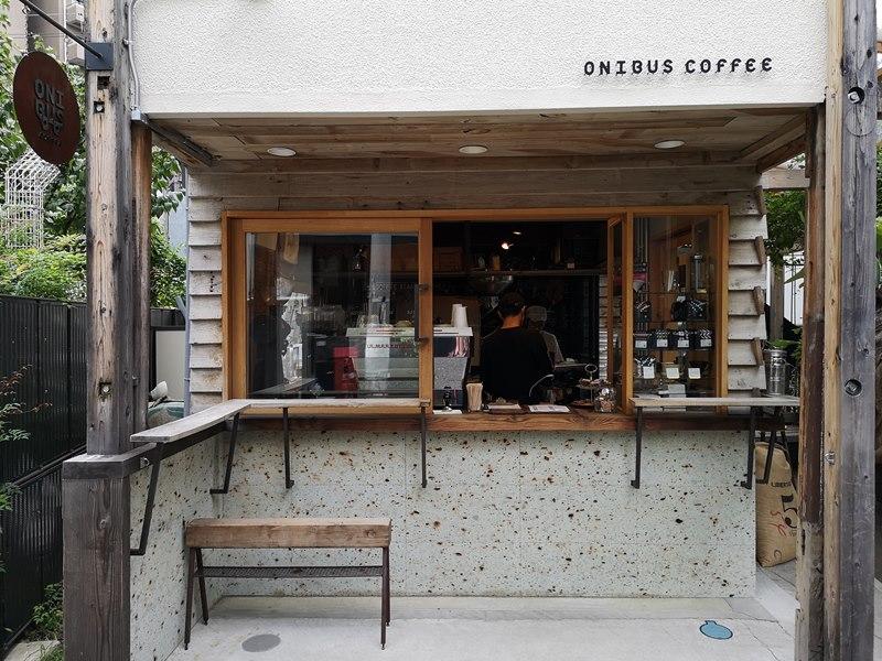 onibuscoffee04 Nakameguro-Onibus Coffee中目黑的老屋咖啡館 伴隨電車聲響的咖啡香