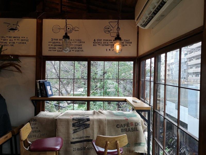 onibuscoffee09 Nakameguro-Onibus Coffee中目黑的老屋咖啡館 伴隨電車聲響的咖啡香
