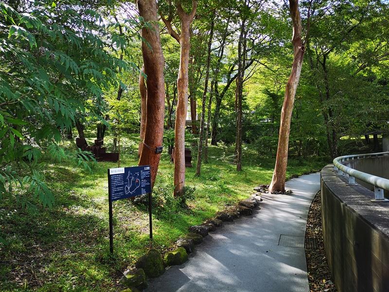 polamuseum20 Hakone-箱根Pola Museum of Art森林中的綠寶石 自然與人文兼具的美術館