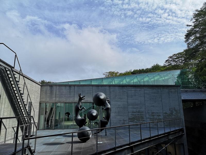 polamuseum24 Hakone-箱根Pola Museum of Art森林中的綠寶石 自然與人文兼具的美術館