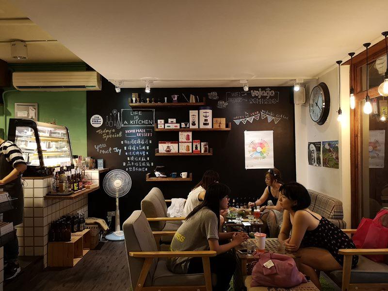 vojago12 信義-味旅 Vojago 咖啡蛋糕麵包 一切都很好....