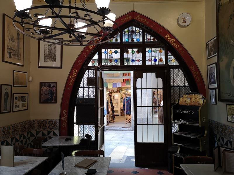 bcn4cats06 Barcelona-巴塞隆納四隻貓咖啡 Els Quatre Gats感受藝文風情的咖啡館