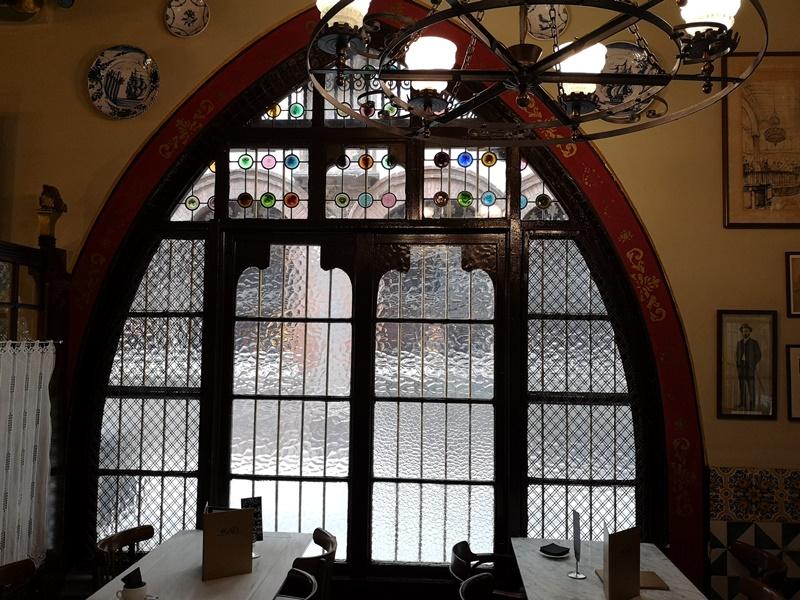 bcn4cats07 Barcelona-巴塞隆納四隻貓咖啡 Els Quatre Gats感受藝文風情的咖啡館