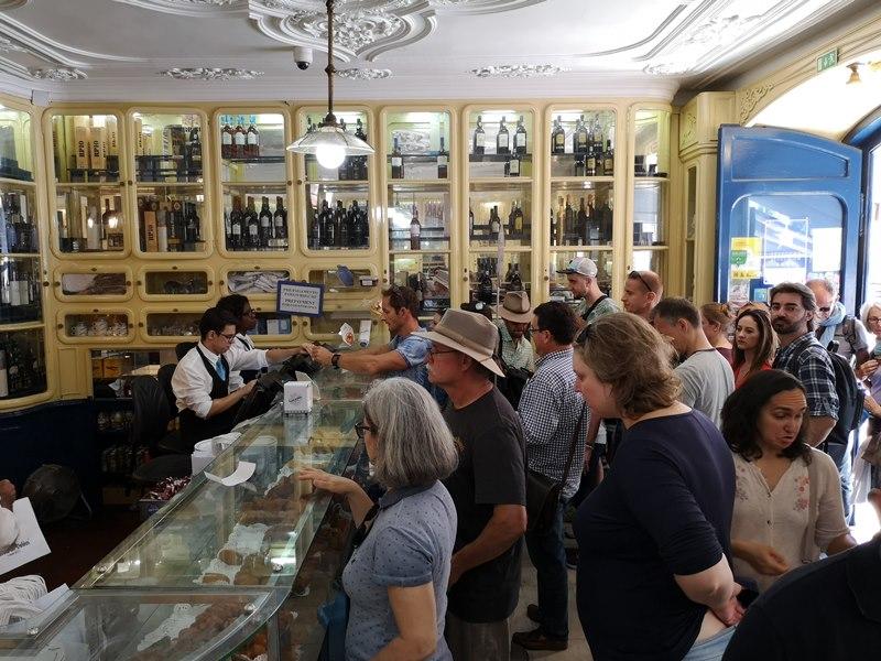 belemeggtart04 Lisboa-貝倫蛋塔 里斯本必吃蛋塔創始店 Casa Pasteis De Belem外酥內香醇軟嫩好好吃