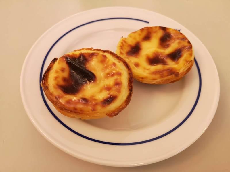 belemeggtart15 Lisboa-貝倫蛋塔 里斯本必吃蛋塔創始店 Casa Pasteis De Belem外酥內香醇軟嫩好好吃