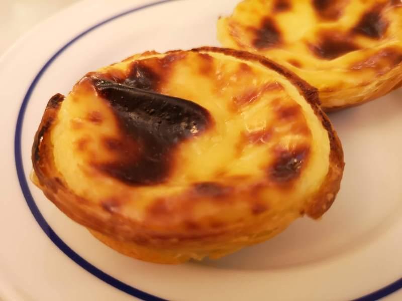 belemeggtart16 Lisbon-貝倫蛋塔 里斯本必吃蛋塔創始店 Casa Pasteis De Belem外酥內香醇軟嫩好好吃