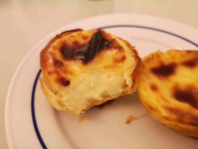 belemeggtart17 Lisboa-貝倫蛋塔 里斯本必吃蛋塔創始店 Casa Pasteis De Belem外酥內香醇軟嫩好好吃