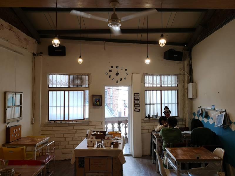 smalloldhouse05 桃園-小間.日常 小小藝文空間...可愛咖啡館