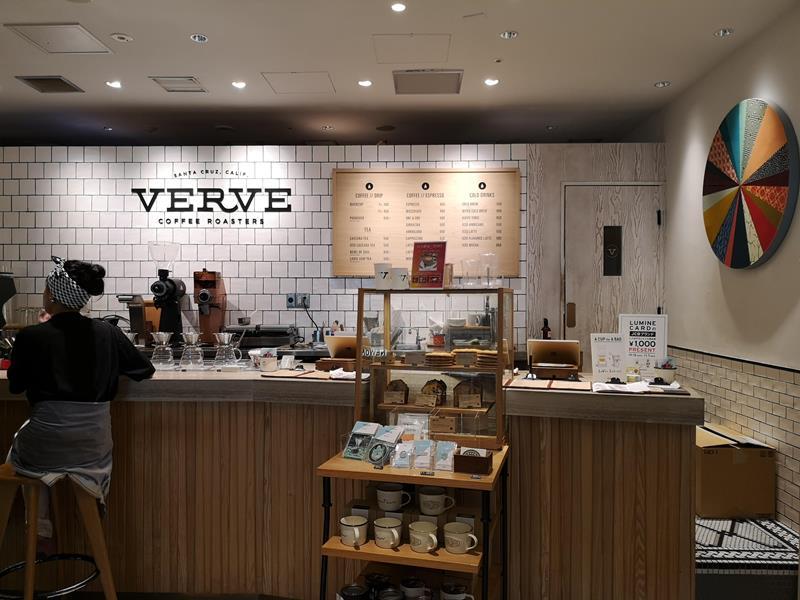 vervecoffee14 Shinjuku-新宿車站Verve Coffee Roasters加州來的咖啡Bar不只吸睛人氣滿分