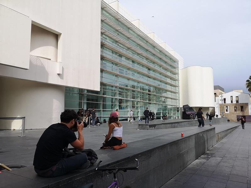 MACBA04 Barcelona-巴塞隆納當代藝術館MACBA 這裡不只有高第