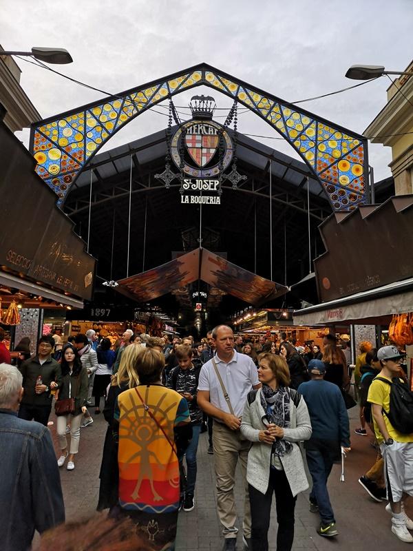 MERCATDE-LABOQUERIA01 Barcelona-Mercat de la Boqueria巴塞隆納傳統市集好吃好拍