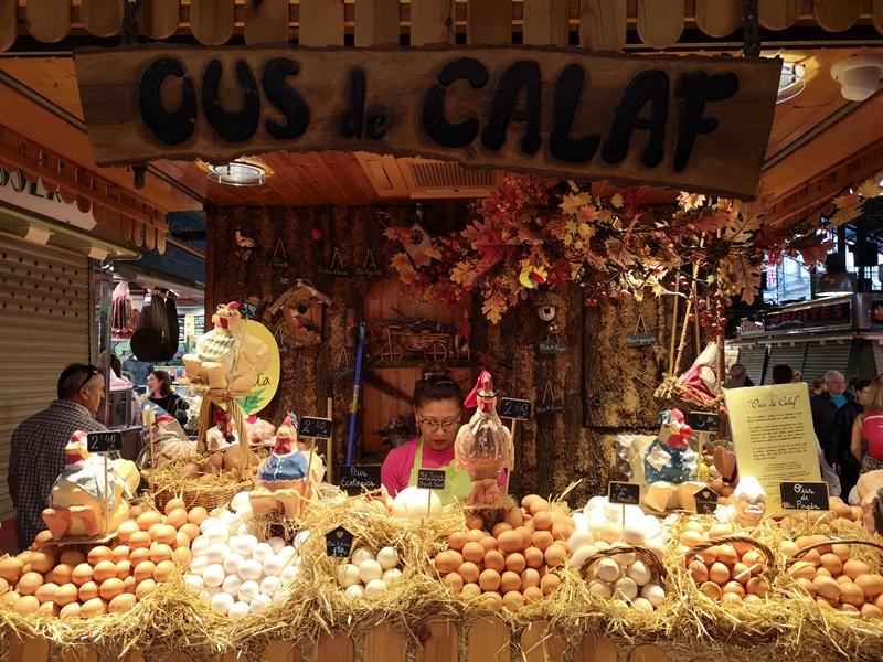MERCATDE-LABOQUERIA09 Barcelona-Mercat de la Boqueria巴塞隆納傳統市集好吃好拍