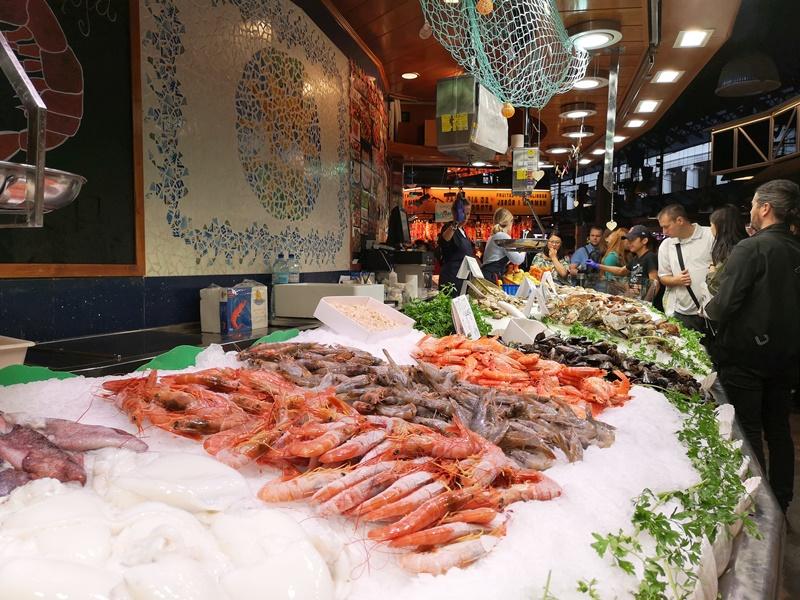 MERCATDE-LABOQUERIA17 Barcelona-Mercat de la Boqueria巴塞隆納傳統市集好吃好拍