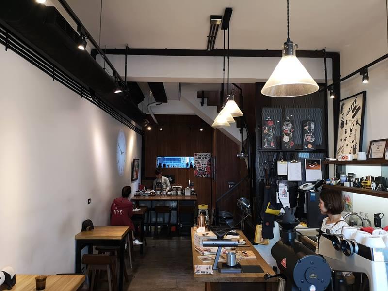 artisan06 前金-Artisan Cafe美森咖啡 手沖搭甜點輕鬆自在