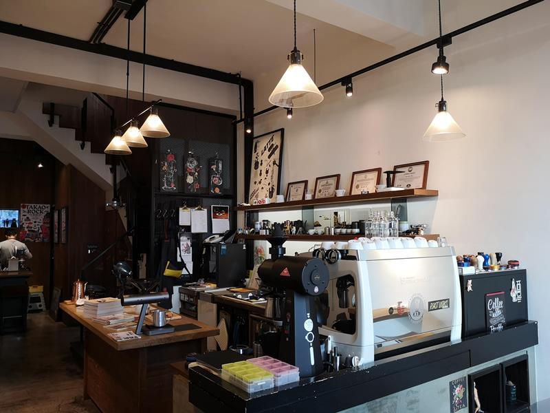 artisan07 前金-Artisan Cafe美森咖啡 手沖搭甜點輕鬆自在
