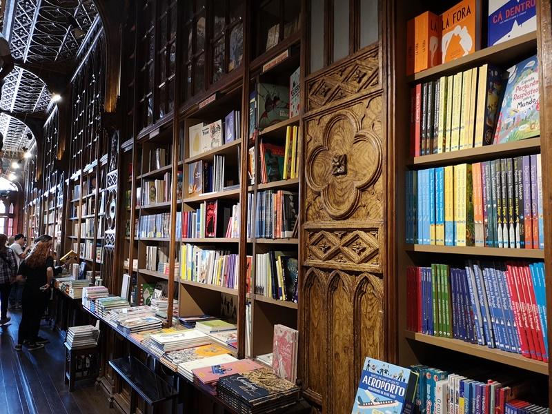 bookstore17 Porto-Livraria Lello波多 世界最美書店之一 JK羅琳加持的波多必遊景點