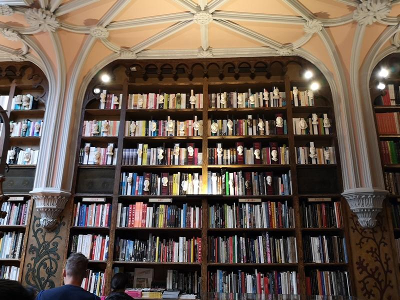 bookstore21 Porto-Livraria Lello波多 世界最美書店之一 JK羅琳加持的波多必遊景點