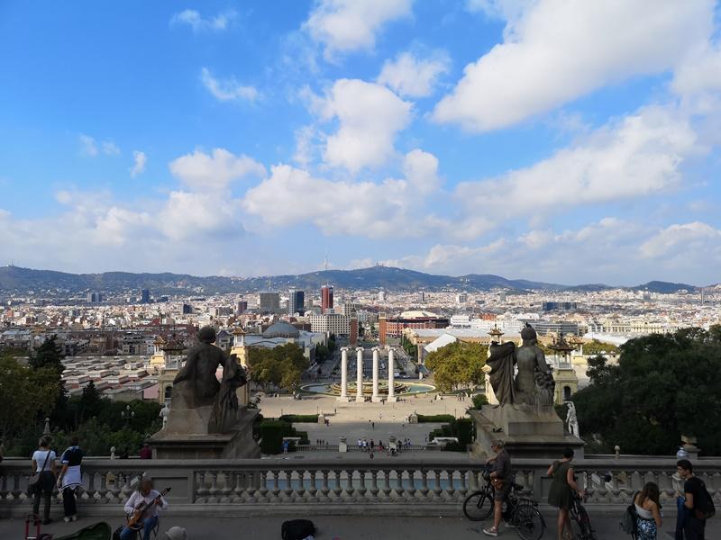 catalunyamuseum05 Barcelona-巴塞隆納的藝文之旅 加泰隆尼亞國家藝術博物館