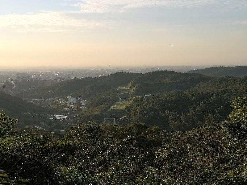 goatpath13 蘆竹-羊稠步道 秋高氣爽散步看高鐵賞落日