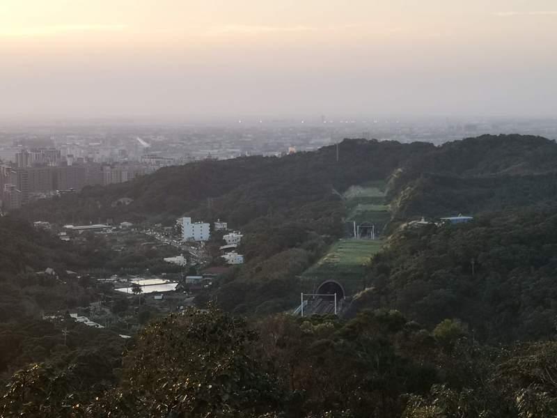 goatpath18 蘆竹-羊稠步道 秋高氣爽散步看高鐵賞落日