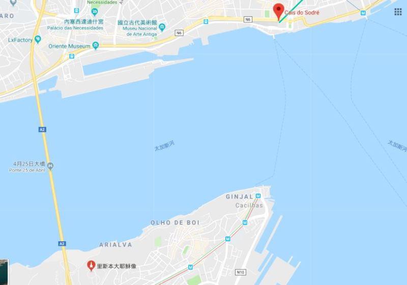 lisbonjesus04 Lisboa-里斯本大耶穌 視野遼闊眺望里斯本市區 欣賞4月25日大橋的好角度