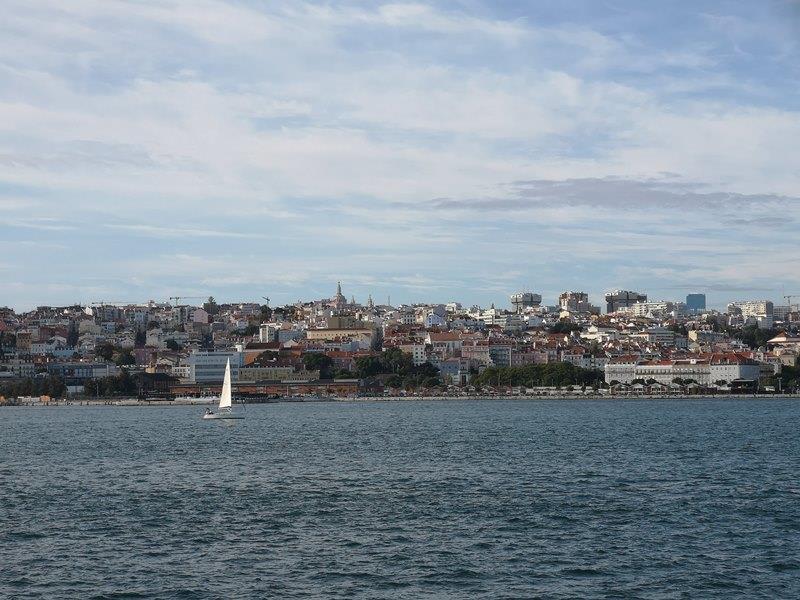 lisbonjesus09 Lisboa-里斯本大耶穌 視野遼闊眺望里斯本市區 欣賞4月25日大橋的好角度