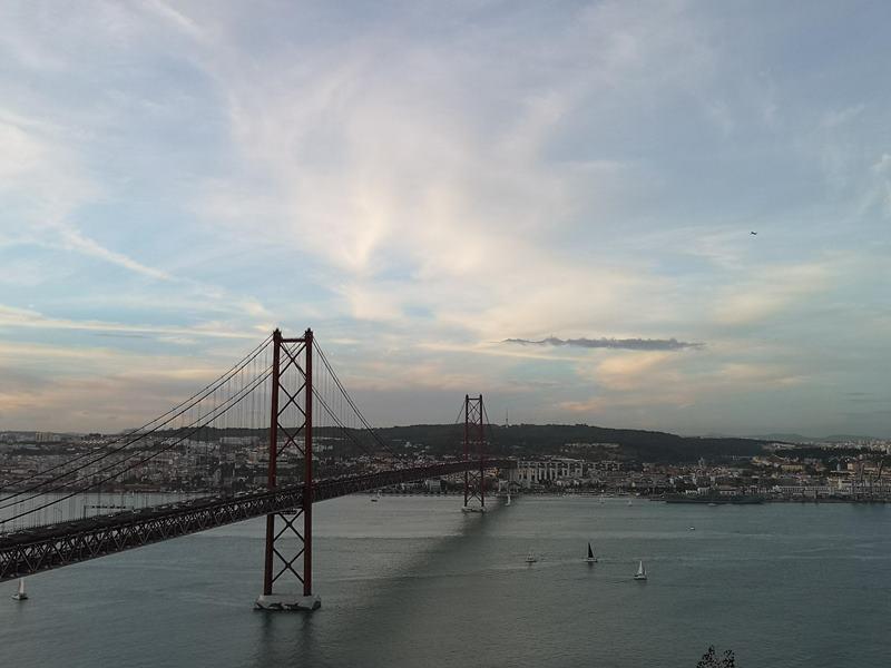 lisbonjesus27 Lisboa-里斯本大耶穌 視野遼闊眺望里斯本市區 欣賞4月25日大橋的好角度