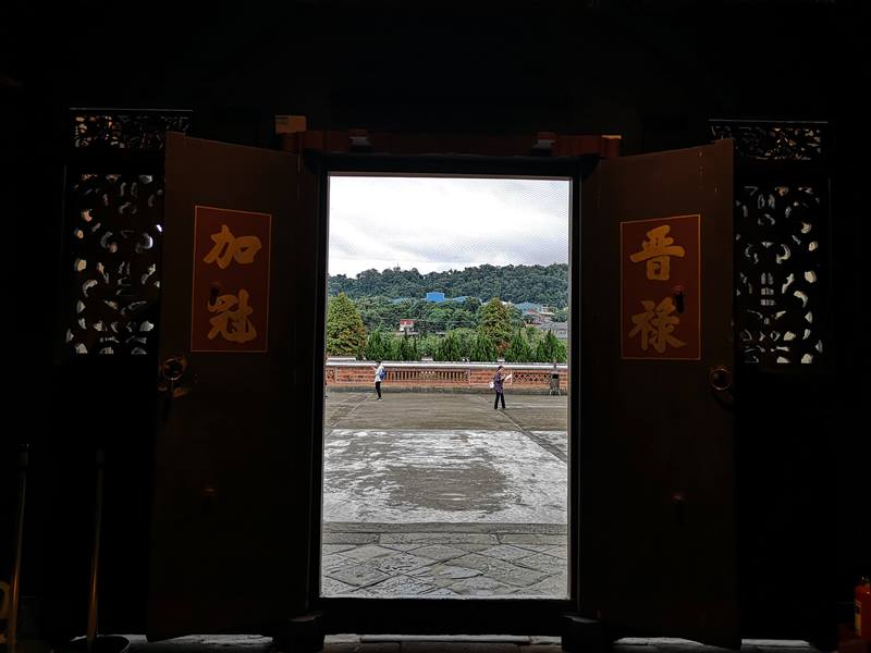 litangfeng17 大溪-李騰芳古宅 桃園唯一國定古蹟 清幽的環境寯永的建築設計
